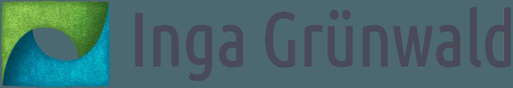Logo Inga Grünwald